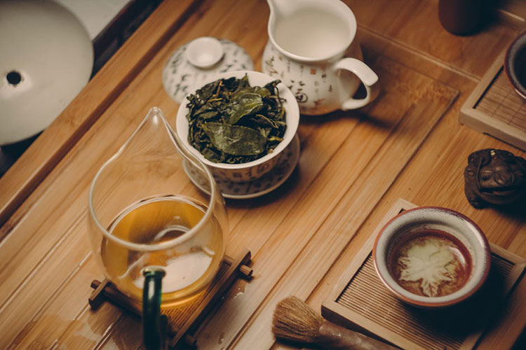 Does Chaga Tea Have Caffeine