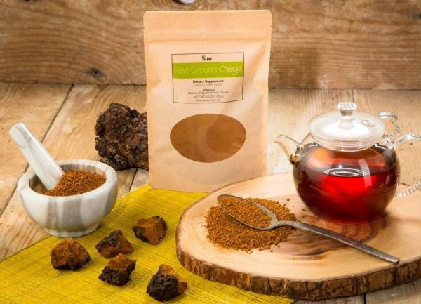 Chaga: How to Make Tea